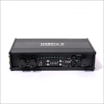 Sound Devices USB Pre 2 Interface - B Stock