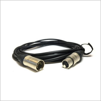 Pinknoise Custom 5 Pin XLR mic cable - Various Lengths