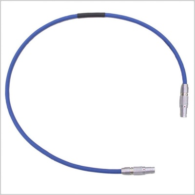 5 Pin Lemo to 5 Pin Lemo In/Out (Bi-directional) Timecode Cable