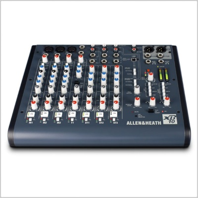 Ex-Demo Allen & Heath XB-10 Compact Broadcast Mixer