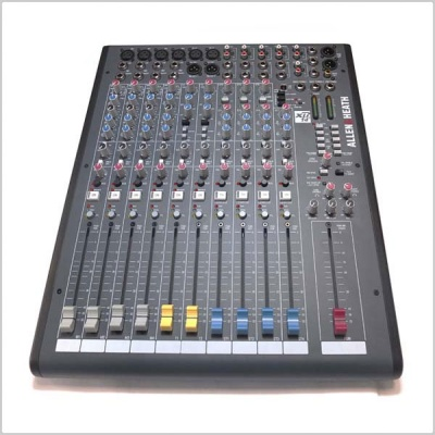 Allen & Heath XB-14 Compact Professional Broadcast Mixer - B STOCK