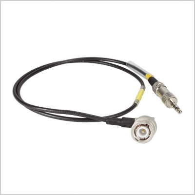 Ambient iTC-INB Timecode Input Cable BNC Right Angled to 3.5mm TRRS