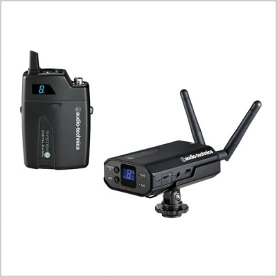Audio Technica ATW-1701 High Fidelity Digital Camera Mount System