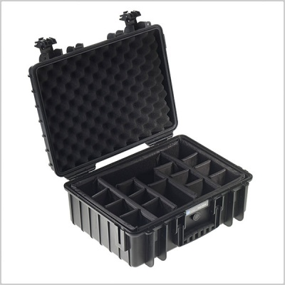 B & W Type 5000 Hard Case