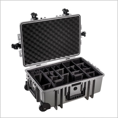 B & W Type 6700 Hard Case