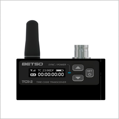 Betso TCX-2 Timecode Transceiver