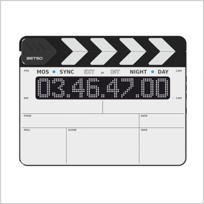 Betso WTCS-1 Timecode Slate