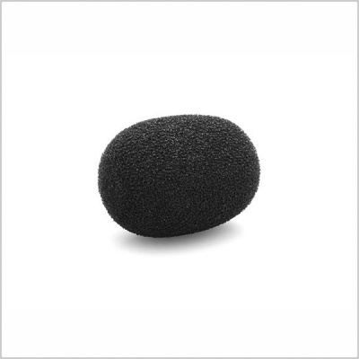 DPA DUA0560 Foam Windscreen for DPA Microphones 4060, 4061, 4062, 4063, 4071 - 1 Pack (Black)