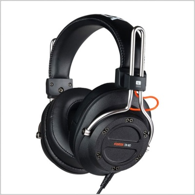 Fostex TR80 Closed Backed Dynamic Studio Headphones