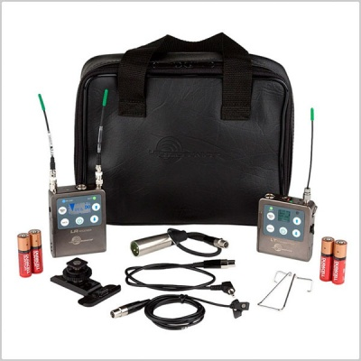 Lectrosonics LR / LT Complete Wireless System w/Accessories