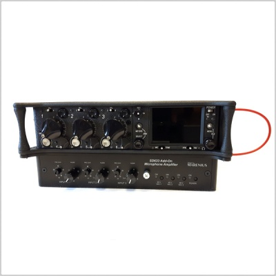 Pinknoise Sound Devices 633 3-Channel Expander