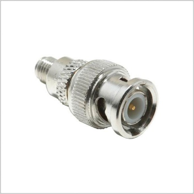 Pinknoise Custom BNC Male to SMA Female Adapter