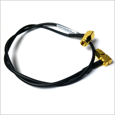 Pinknoise Jumper Cable SMA 90° to SMA 90° 50cm