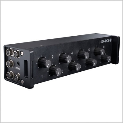 Sonosax SX-RC8+ Mixer Panel for SX4+