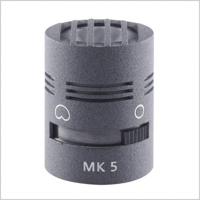 Schoeps MK 5 Switchable Omnidirectional and Cardioid Capsule
