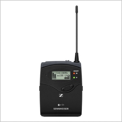 Sennheiser EK 100 G4 Portable Camera Receiver
