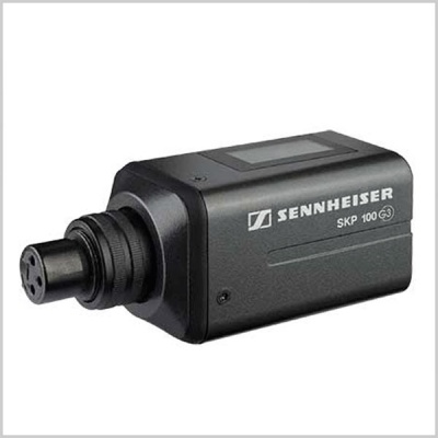 Sennheiser SKP 100 G3 Plug-On Transmitter Channel 38/70