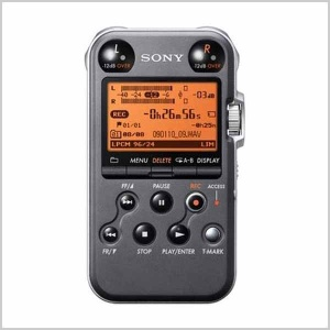 Sony PCM M10 Digital Audio Recorder