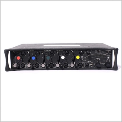 Sound Devices 552 5-Channel Portable Production Mixer B-Stock