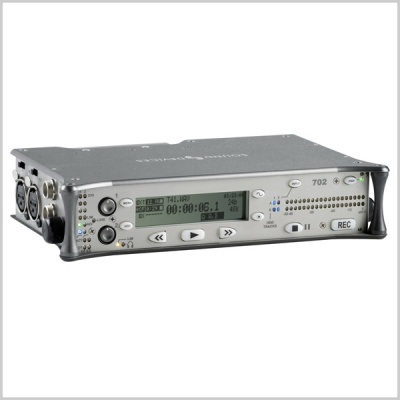 Sound Devices 702 CF Portable Digital Recorder