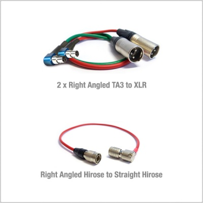 Wisycom MCR42 Output & Power Cable Set