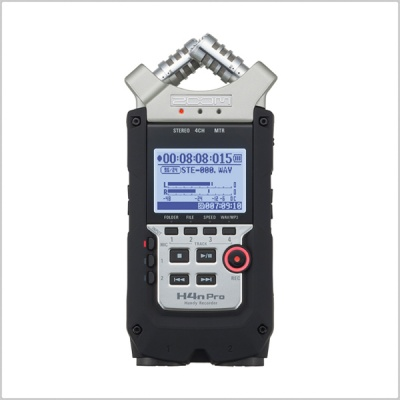 Zoom H4N Pro Hand Held Portable Recorder