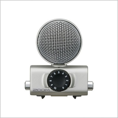 Zoom MSH-6 Mid-Side Microphone Capsule for H5, H6, Q8, U-44, F4, and F8