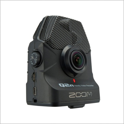 Zoom Q2N Handy Video Recorder with X/Y Condenser Microphones