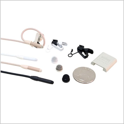 Sanken COS-11D PT Lavalier Microphone (w/ Options)