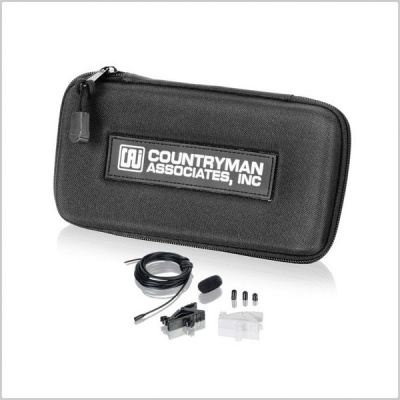 Countryman B6 Omnidirectional Miniature Lavalier Microphone