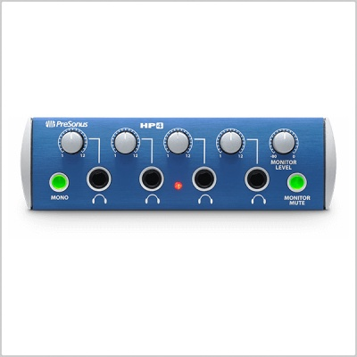 Presonus 4 Channel Headphone Distribution Amplifier
