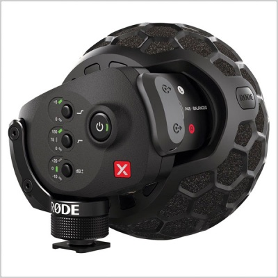 Rode Stereo VideoMic X On-Camera Stereo Mic