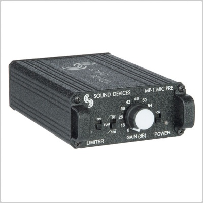 Sound Devices MP-1 Preamp