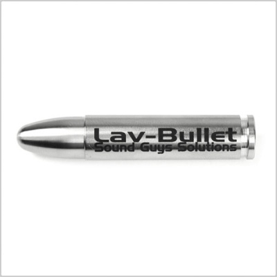 Sound Guys Solutions Lav Bullet (Blank)