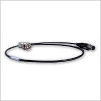 TA3 Female to BNC (RA) 60cm Cable for Sound Devices 552