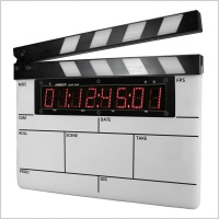 Ambient ACN-LS Lockit Slate with Timecode
