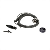 QX Coiled Cable Set - QX 565, Mono Wiring XLR-3-pin