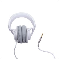 Audio Technica ATH-M50 (White) Professional Studio Monitor Headphones - B STOCK