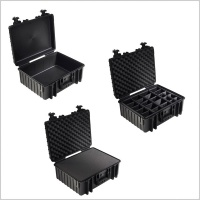 B & W Type 6000 Hard Case