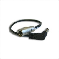Hawkwoods LA-20 Powering Cable Hirose to 2.1mm Jack