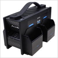 Hawkwoods NP-ATM4 NP1 ATOM 4-Channel Fast Charger