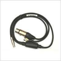 Micron TLP07CF-6 Line Level Input Adapter Cable w/ DC Power In