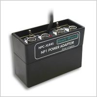 Hawkwoods NPC-XLR4S NP1 Power Adaptor