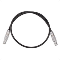 Pinknoise Custom 5 Pin Lemo to 5 Pin Lemo In/Out (Bi-directional) Timecode Cable