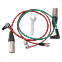 Pinknoise Custom Output & Power Cable Set for Wisycom MCR42
