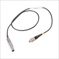 Pinknoise Custom - AC-TCLEMO 5-Pin Lemo to 3-Pin Lemo Timecode IN Cable for Audio Ltd A10-TX
