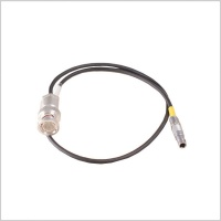 Pinknoise Custom - TC-BNC-IN BNC to 3-Pin Lemo Timecode IN Cable for Audio Ltd A10-TX