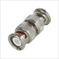 Pinknoise Custom RF Adapter: BNC Male Coupler