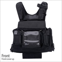PortaBrace ATV-MIXPRE6 Audio Tactical Vest for Sound Devices MixPre-6