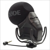 Rode Stereo VideoMic Pro On-Camera Stereo Microphone